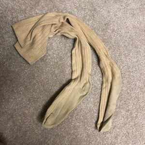 🌟4/$10🌟 Tan AA Knee Highs